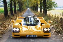 9.Porsche Race Car