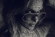 Typography ideas and inspiration / Beautiful examples of typography art to inspire and enlighten.