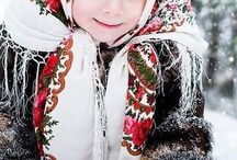 Russia children