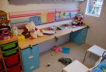 project kid desk - DIY