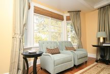 Curtains, Draperies and Fabrics