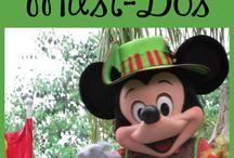 Christmas at Disney.