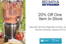 Bed Bath and Beyond Coupon / I gather Bed Bath and Beyond Coupon.