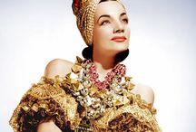Carmen Miranda / Coming soon