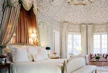 French Decor Inspiration / Love for all things french!
