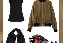 Outfits Casual / Look para fin de semana, salir con amig@s o ir a la universidad.