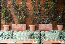 restaurant décoration