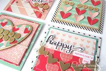 Card inspo - valentine's/ love