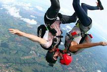 Sports / Paracaidismo, surf, kitesorf , esquí , gimnasia,