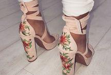 shoe fixation