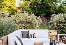 Patio Design / Design and style for the farmhouse patio.