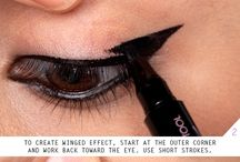 Maquiagens olhos