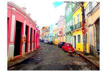 AUDREY De Cathagène à Manaus, Chaleurs et couleurs latines