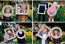 bruiloft foto's