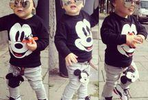 Moda De Bebé Niño