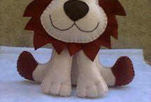 Figura – oroszlán
