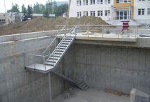 Confectii metalice industriale Sacele / Proiect european de confectii metalice la statia de tratare a apei din Sacele