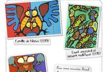 Histoire de l'art pour enfant