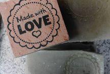 Přírodní mýdla / S láskou vyrábím přírodní, domácí, vegan mýdla