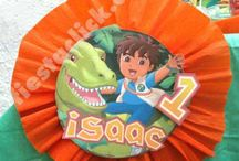 Fiesta Diego/Go Go Diego Party