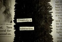 Blackout Poetry / by Dani Hewston