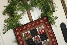 Quilt ~ Decorating / by Anna Quilting & Wool