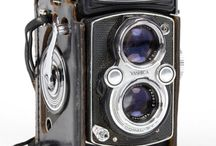 Camera collecting / Collectible vintage, antique, modern and retro cameras, including models by Hasselblad, Leica, Contax, Alpa, Olympus, Carl Zeiss.