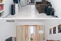 Apartamento alugado