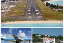 Airports / Photos of airports, mainly collages. I did the collages in PhotoGrid