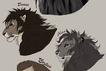 Characterideas / Some nice drawings that inspire me for OCs