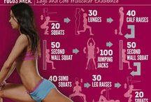 Cvičení, hubnutí a zdravá strava