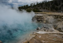 Yellowstone / Pictures made in Yellowstone Park.