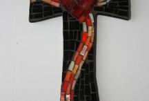 Knots, Macrame and Mosaics