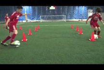 PE: football