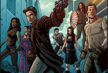 The Avengers / The Internet's #1 fan website for all things relating to Buffy the Vampire Slayer Online -- DVDs, comic books, conventions, news, merchandise, and more! http://www.btvsonline.com