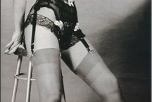 Bettie Page - Vintage Woman