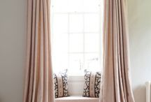 curtain headings / for Kilver Court curtains
