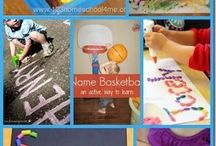 Ideas for preschool