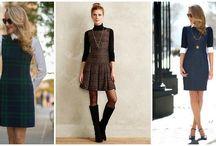 šaty, sukně- pletené a háčkované