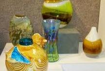 Glass Art / by Nancy Bivens