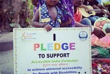 Save the Quest / I pledge to support the Accessible India Campaign. Do you ?