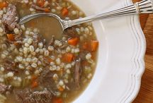 Cooking: Soups and Stews / by Angela Smith