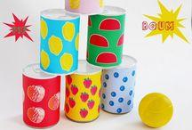 MAKE: Craft Fun / craft ideas for kids, what to make with kids, kids craft, kids activities, school holiday ideas, easy craft, easy craft ideas