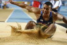DEPORTES / En este tablero se incluirán fotos sobre el deporte atletismo
