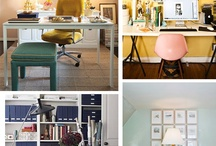 Work Space / by Quanta Mayer
