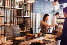 Кафе или работа мечты