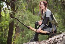 Hunger Games, Katniss Everdeen