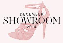 December 2014 Showroom / by ShoeMint