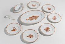 tavola -porcellana e ceramica