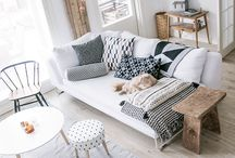 Scandinavian inspiration / Style, design and interior